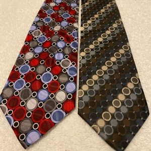Brand New Stylish Ties By SPARKS and BIELLA